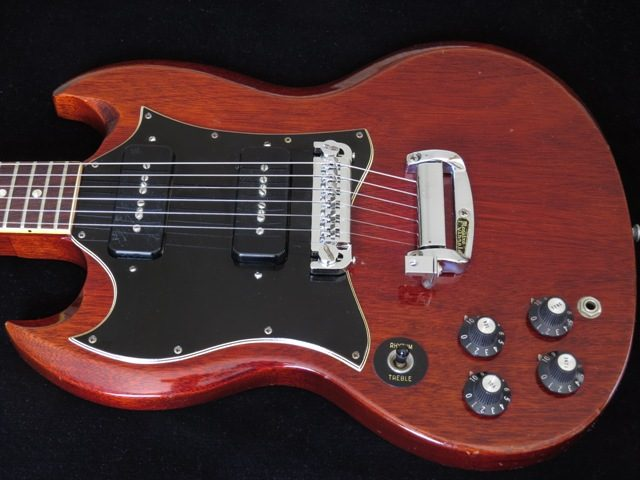 1969-1970 Gibson SG Special, EXC with OHSC, Amazing SG! – Lefty